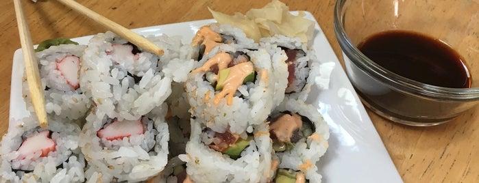 Kyoto Sushi III is one of Tempat yang Disimpan Lizzie.