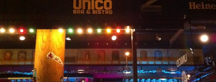 Único | Bar & Bistro is one of Bares.