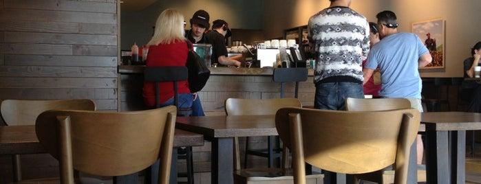 Starbucks is one of Ms. Damaris'in Beğendiği Mekanlar.
