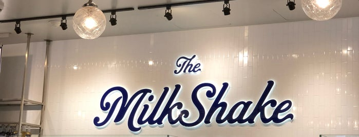 The Milk Shake Factory is one of Pittsburgh.