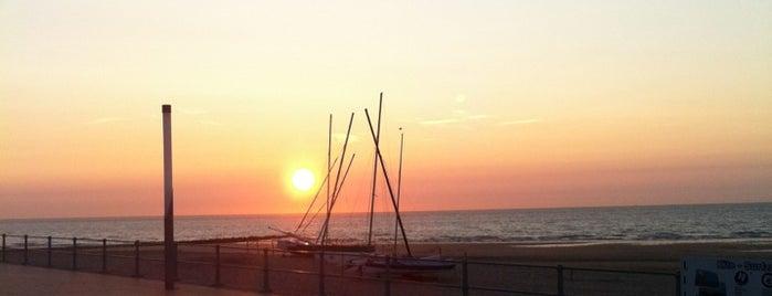 Strand Oostende is one of Orte, die Gordon gefallen.