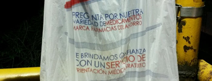 Farmacias del Ahorro is one of สถานที่ที่ Lupis ถูกใจ.