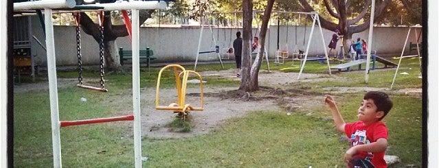 Parque Ciudad De Los Niños is one of Miguel 님이 좋아한 장소.