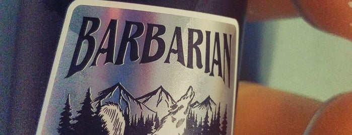 Barbarian Brewing Downtown Tap Room is one of Jamesさんのお気に入りスポット.