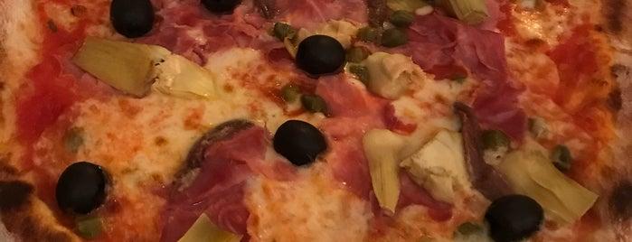 Ristorante Pizzeria Capri is one of Eat in Zurich.