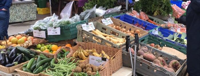 Primrose Hill Market is one of SJW.