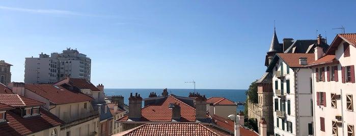 Biarritz is one of jordi'nin Beğendiği Mekanlar.