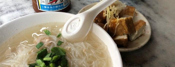 民樂旗魚米粉湯 is one of Posti che sono piaciuti a キヨ.