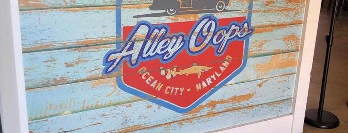 Alley Oops is one of Ocean city.