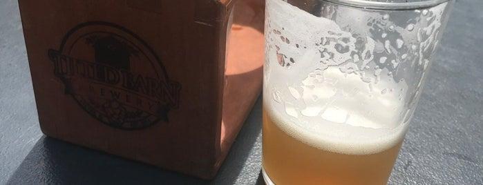 Tilted Barn Brewery is one of Orte, die Cole gefallen.