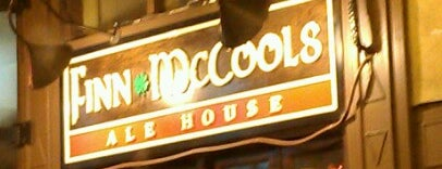Finn McCools Ale House is one of Center City Sips 2015.