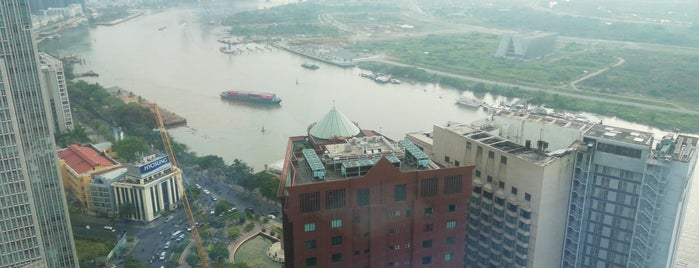 The Reverie Saigon is one of International: Hotels.
