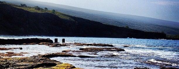 Ho'okena Beach is one of Dan: сохраненные места.