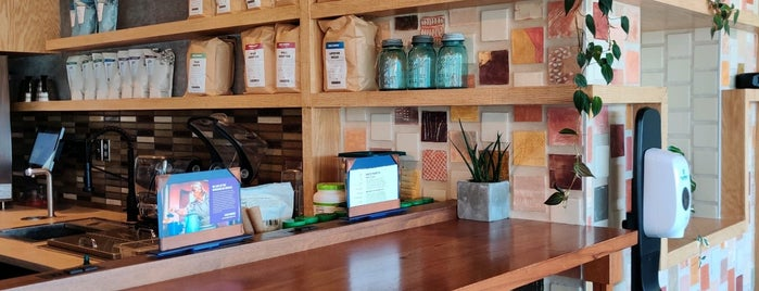 Dairies Coffeehouse & Cold Brew Bar is one of ed's Liked Places.