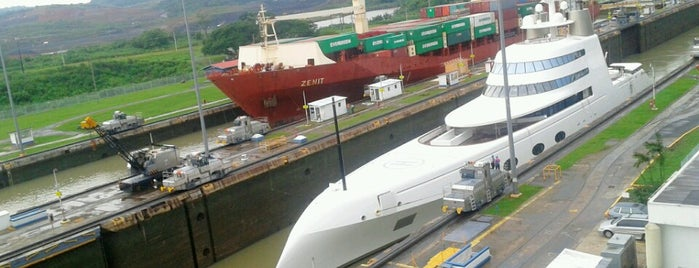 Panama Canal is one of Panama.