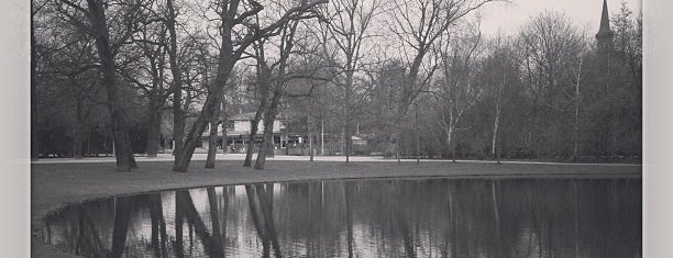 Vondelpark is one of Favorite Places Around the World.