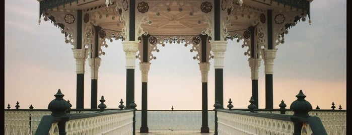 The Bandstand is one of Locais curtidos por Carl.