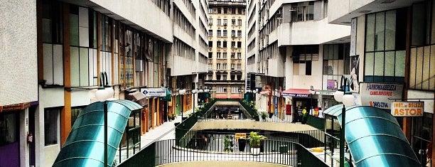 Galeria Nova Barão is one of Shopping.