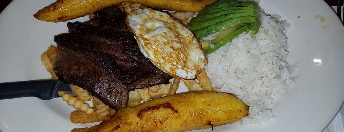 Maca Peruvian Restaurant is one of USA NYC QNS West.