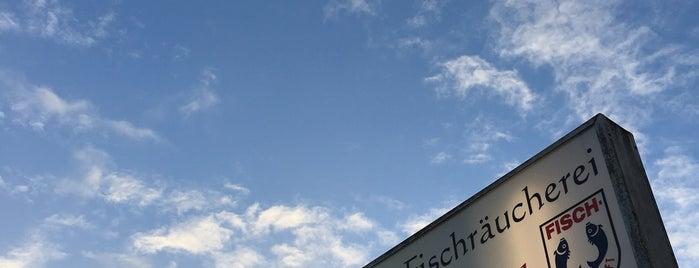 Aal- und Fischräucherei Friedrich Föh is one of Peterさんのお気に入りスポット.