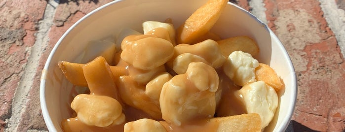 The Daily Poutine is one of Disney Springs.