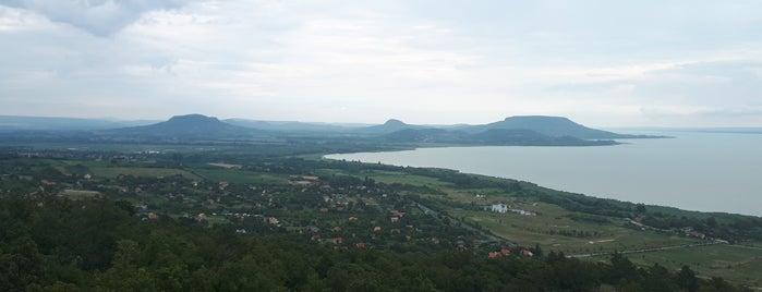 Batsányi-kilátó is one of Orte, die Thomas gefallen.