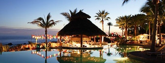 La Palapa Restaurant is one of Cabo.