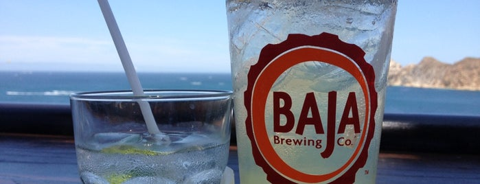 Baja Brewing Company is one of Los Cabos y La Paz 💙✈️.