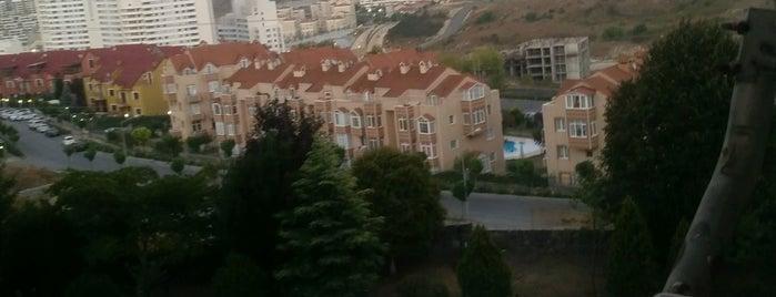 Somut Kent Sitesi Havuz-Park is one of Evim.