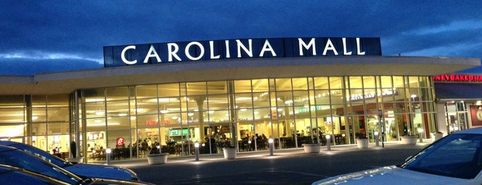Carolina Mall is one of BTDT.