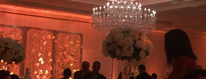 Crystal Ballroom is one of mis event planning.