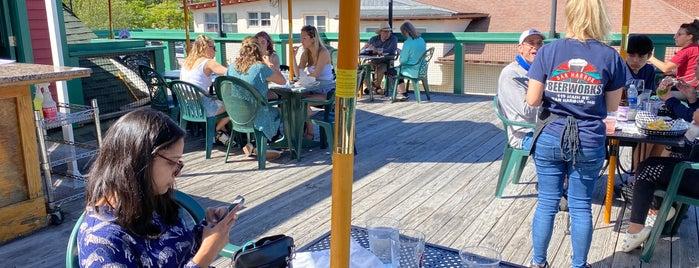 Bar Harbor Beerworks is one of Kapil'in Kaydettiği Mekanlar.