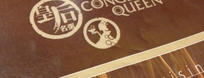 Congee Queen 皇后名粥 is one of Toronto's Best Resto & Food.