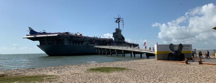 USS Lexington Museum On The Bay is one of Posti che sono piaciuti a Adam.