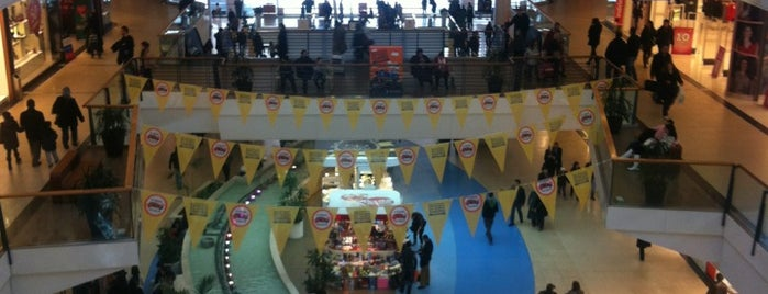 Torium is one of Must-visit Malls in İstanbul.