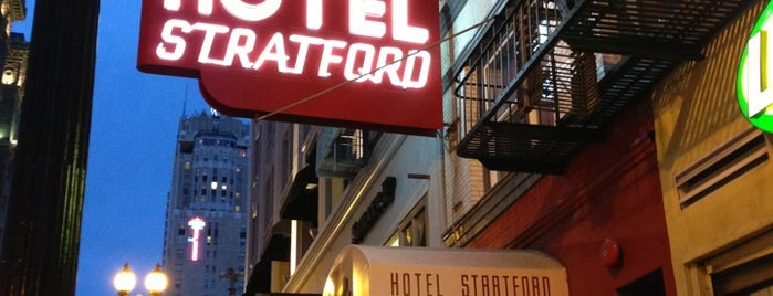 Hotel Stratford on the Square is one of Travel.
