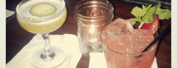 Black Market Liquor Bar is one of LA Restaurants To Try.