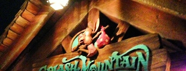 Splash Mountain is one of JAPAN TOKYO.