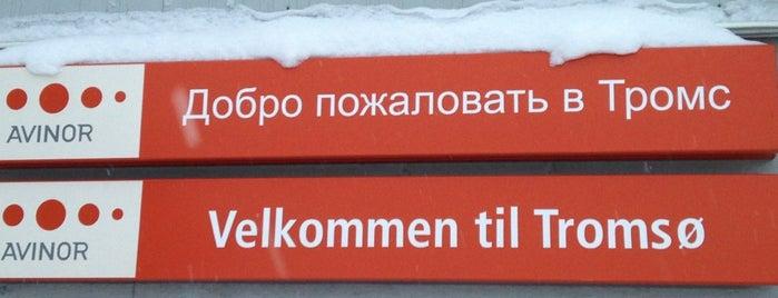 Tromsø Lufthavn, Langnes (TOS) is one of myAirhavens.