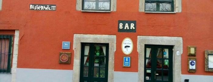 Restaurante Al Son del Indiano is one of Barcelona, Spain.