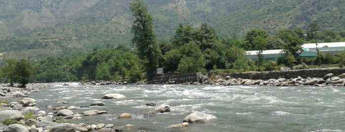Kullu Valley is one of India North.