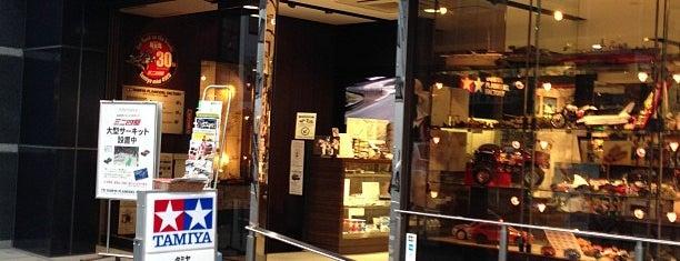 タミヤ プラモデルファクトリー 新橋店 is one of Tokyo 2018.