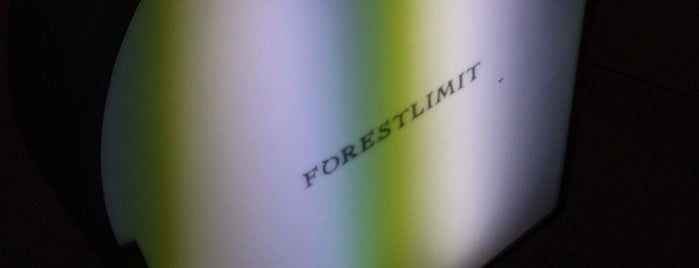 FORESTLIMIT is one of 東京ココに行く! Vol.43.