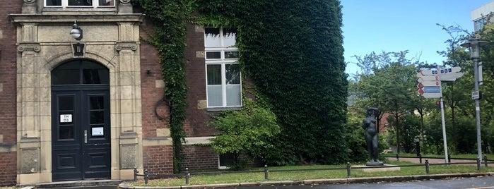 DRK Kliniken Westend is one of Joud's Liked Places.