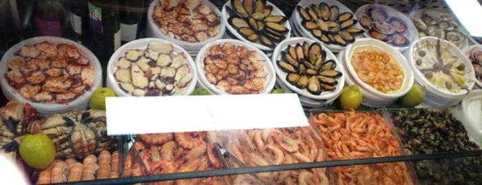 Mercado de San Miguel is one of Lugares para volver siempre.