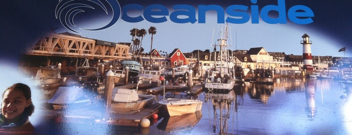 Oceanside Chamber of Commerce is one of California.
