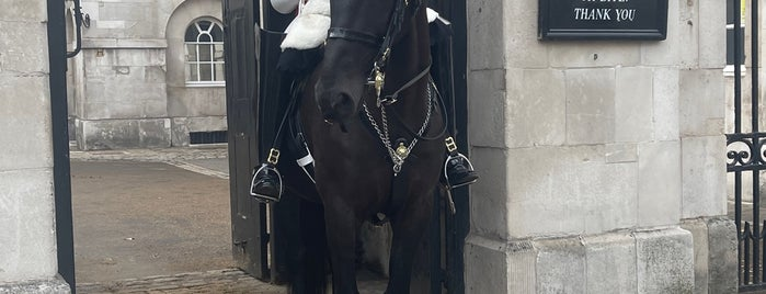 The Household Cavalry Museum is one of London, UK (attractions).