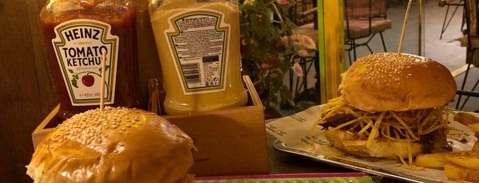 Vintage Burger is one of Discover Kadıköy.