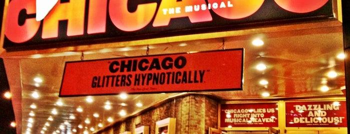 Ambassador Theatre is one of Manhattan Favorites.