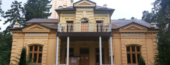 Уваровський Дім is one of Locais curtidos por Lyu.